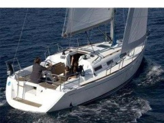 Dufour 325 Grand Large Shallow Draft Segelyacht