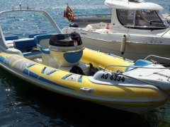 Stingher Italboats 686 XS SSD Sportboot