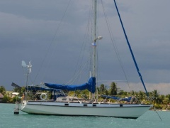 Bruce Roberts Offshore 38 Sailing Yacht