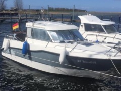 AMT 215 PH Pilothouse Kajütboot