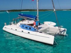 Fountaine Pajot Belize 43 Katamaran