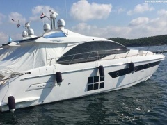Azimut 55 S- Model 2018- Demo Boot