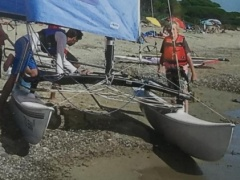 Hobie Cat 16 LE Race Regattaboot