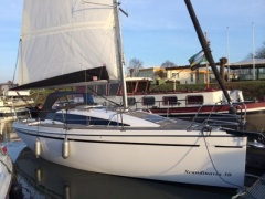 Scandinavia 30 Keelboat