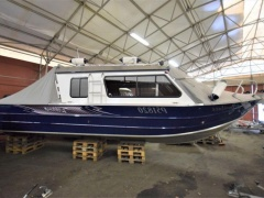 Weldcraft 260 Ocean King Kajuuttavene