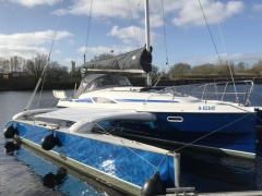 Dragonfly Quorning Dragonfly 28 Sport Trimaran