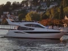 Galeon 420 Fly Flybridge Yacht
