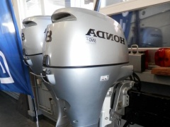 Honda BF8 D Outboard