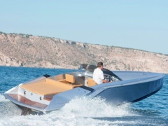 Frauscher 747 Mirage Sportboot