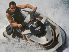 Sea-Doo GTX Limited-IS 255 PWC