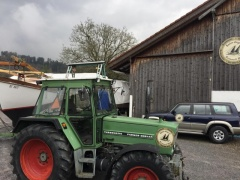 Fendt FWA 168S - Farm . 306 LS Other