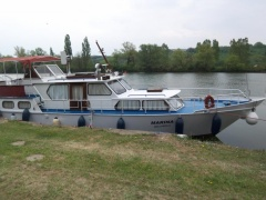 Holland Boat vedette Hollandaise Cruiser à cabine
