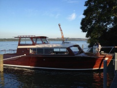 Rohn Kabinenboot Pilothouse Boat