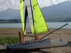 Hobie Cat 18 Tiger Catamarano