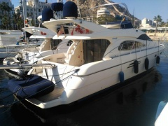 Astondoa 54 GLX Flybridge