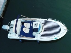 Sessa key largo 22 Speedboot