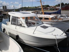 Jeanneau Merry Fisher 645 Pilot woonboot