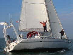 Universal Yachting Sam 44 Keelboat
