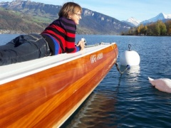 Thunersee Anchorage/buoy