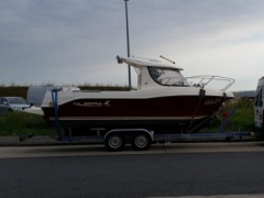 Arvor 215 AS Fischerboot