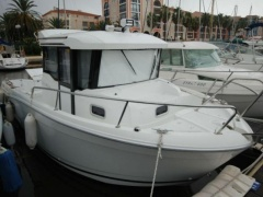 Jeanneau Merry Fisher 695 Marlin Pilot House Boat