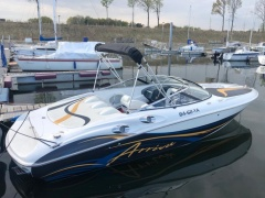 Arriva performance powerboat Speedboot