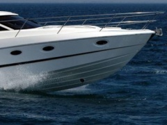 Elan 35 Power mit Hard Top Motoryacht