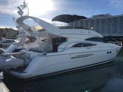 Princess 61 Flybridge Yacht