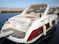 Cramar 32 Pilothouse