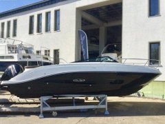 Sea Ray SUN Sport 230 Outboard Barco desportivo