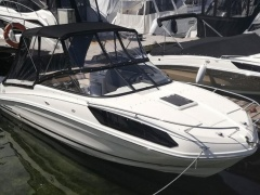 Bayliner VR6 Cuddy weiss Cuddy Cabin