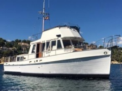 Grand Banks 36 Classic Motor Yacht