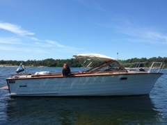 Skiff Craft 28 Daycruiser