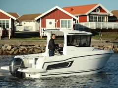Jeanneau Merry Fisher 605 Marlin HB Pilothaus