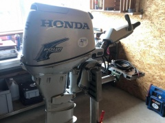 Honda BF25D4 E-Start Outboard