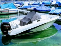 Admiral Boats Oceanmaster 630WA Sportboot