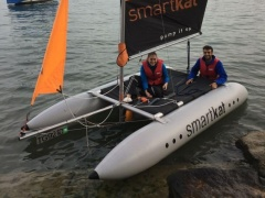 SmartKat Performance Catamaran