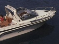 Draco 2700 Sterling Cruiser Yacht