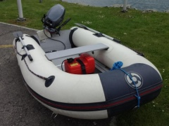 Yam 265 S Rubber Boat