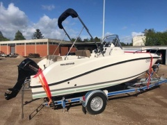 Quicksilver Activ 505 Open Speedboot