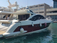 Azimut 62 S (2008) 2 x Kabinen only 236 hours!! Hardtop