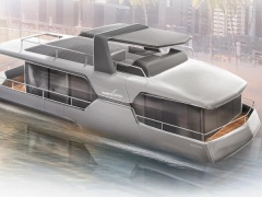 AQUADOMUS House Boat