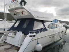 Azimut 52 Fly Flybridge