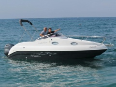 Aquabat Bahia Pilothouse