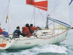 first class 8 Keelboat