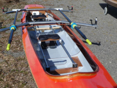 Scullers for exercise and more Roddbåt