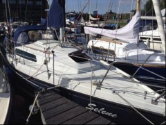 Sunbeam 27 Selene Kielboot