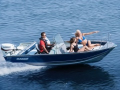 Z-BOATS Marine 500 Family Fischerboot, Arbeitsbo Husbåd