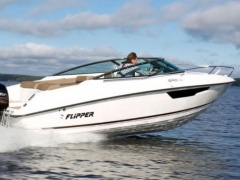 Flipper 670 Daycruiser Pilothouse