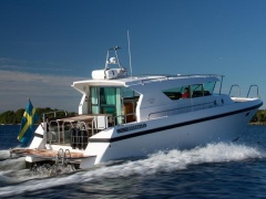Delta Powerboats 400 SW Hard Top Yacht